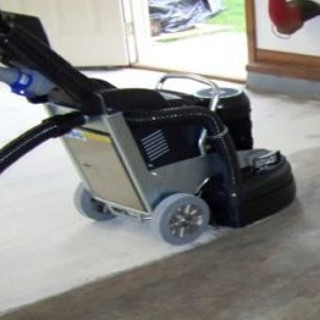 Rockhampton concrete polishing grinding cutting and tile removal